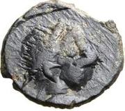 1 nummus Anonyme / Au nom de Zénon, 474-491 (Carthage; type 1) – avers