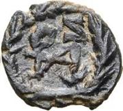 1 nummus Anonyme / Au nom de Zénon, 474-491 (Carthage; type 1) – revers