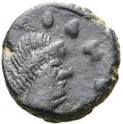 1 nummus Anonyme / Au nom de Zénon, 474-491 (Carthage; type 2) – avers