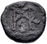 1 nummus Anonyme / Au nom de Marcien, 450-457 (Carthage) – revers