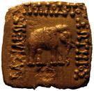 Drachm - Apollodotos I – avers