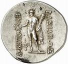 Tetradrachm - Euthydemos II – revers