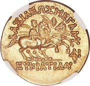 Stater - Eucratides I – revers