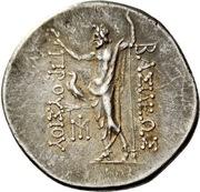 Tetradrachm - Prusias II Kynegos (Nikomedeia) – revers