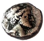 Drachme Ariarathes X Eusebes Philladelphe – avers