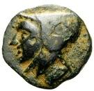 Bronze Æ14 - Ariarathes II – avers