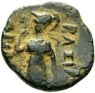 Bronze Æ14 - Ariarathes II – revers