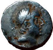 Drachme d'Ariobarzanes I Philoromaios – avers