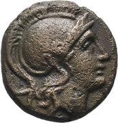 Bronze Æ14 (Lysimachus) – avers