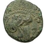 Unité de Lysimaque (Royaume de Thrace) – avers