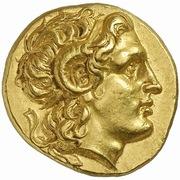 Stater -  Lysimachos ( Alexandreia Troas) – avers