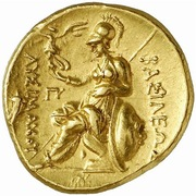 Stater -  Lysimachos ( Alexandreia Troas) – revers