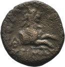 Bronze Æ14 (Lysimachus) – revers