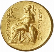 Stater -  Lysimachos (Uncertain mint) – revers