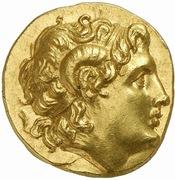 Stater -  Lysimachos (Byzantion) – avers