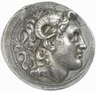 Tetradrachm -  Lysimachos (Lampsakos) – avers