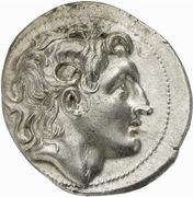 Tetradrachm -  Lysimachos (Amphipolis) – avers