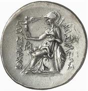 Tetradrachm -  Lysimachos (Amphipolis) – revers