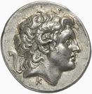 Tetradrachm -  Lysimachos (Pergamon) – avers