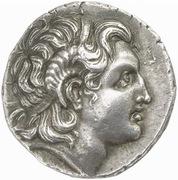Tetradrachm -  Lysimachos (Ainos) – avers