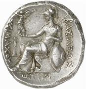 Tetradrachm -  Lysimachos (Ainos) – revers