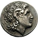 Tetradrachm - Lysimachos (Sardes) – avers