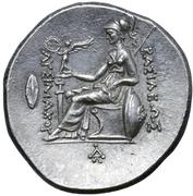 Tetradrachm - Lysimachos – revers