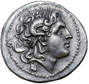 Tetradrachm - Lysimachos (Lysimacheia) – avers