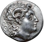 Tetradrachm - Lysimachos (Lydia) – avers