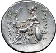 Tetradrachm - Lysimachos (Lydia) – revers