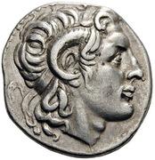 Drachm - Lysimachos (Ephesos) – avers