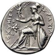 Drachm - Lysimachos (Ephesos) – revers