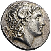 Tetradrachm - Lysimachos (Parion) – avers