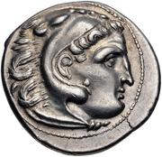 Drachm - Lysimachos – avers