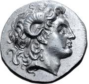 Tetradrachm - Lysimachos (Alexandria Troas) – avers