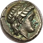 Hemidrachme (Kios) – avers