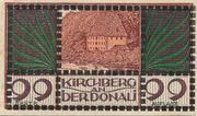 99 Heller ( Kirchberg an der Donau) – avers