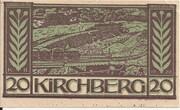 20 Heller (Kirchberg an der Donau) – avers