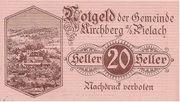 20 Heller (Kirchberg an der Pielach) -  avers