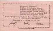 20 Heller (Kirchberg an der Pielach) -  revers