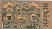 50 Heller (Kirchham) -  avers