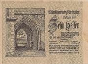 10 Heller (Kirchschlag) -  avers