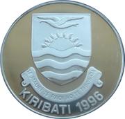 5 dollars (Découverte de Kiribati) – avers