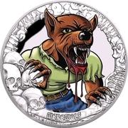 5 Dollars (Werewolf) – revers