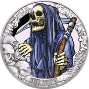 5 Dollars (Grim Reaper) – revers