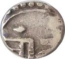 ¼ Rupee (Kishangarh) – avers
