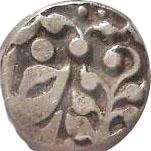 ¼ Rupee (Kishangarh) – revers