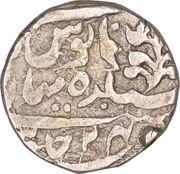 1 Rupee ( Victoria luglistan / Prithvi Singh  (Hammered Coinage - Regal Style)) – revers