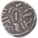 4 Annas (Kishangarh (Anonymous Hammered Coinage - Second Series)) – avers