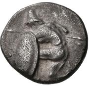 Tetrobol (Kistene) – avers